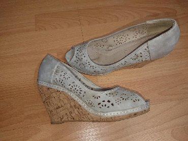 Sandale na plutu,nosene par puta