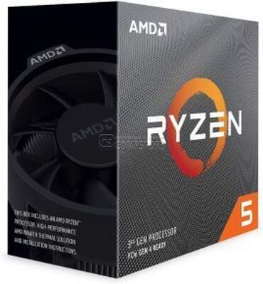 Prosessorlar - Azərbaycan: AMD Ryzen™ 5 3600 (4.2 GHz 32 MB Cache) 6 Core, 12 Thread
