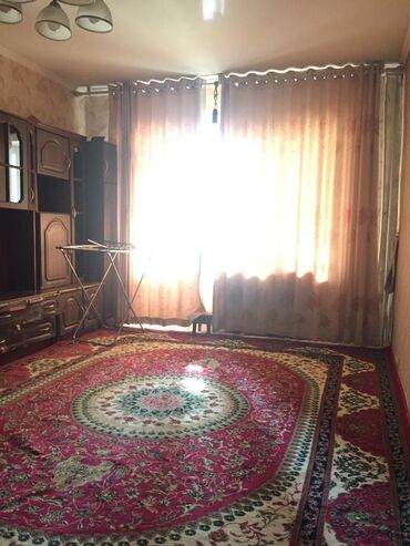 квартира подселением in Кыргызстан | ОТДЕЛОЧНЫЕ РАБОТЫ: 63 кв. м, С мебелью