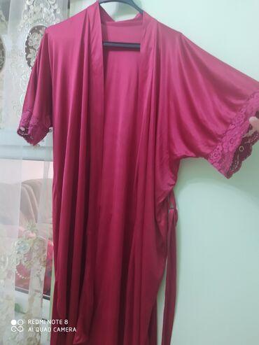 женское платье халат в Кыргызстан: Халат женский(корейский)  700сом есть торг