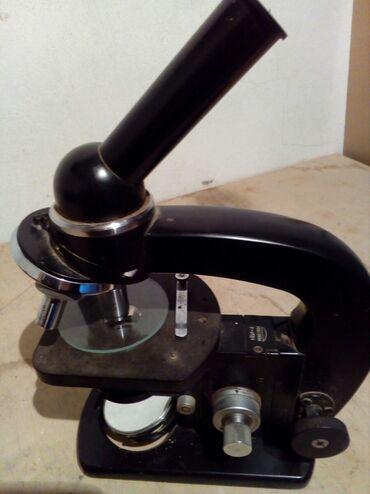 17 elan   İDMAN VƏ HOBBI: Микроскоп с лепестками многофункциональный. В отличном состоянии