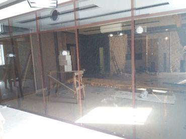 Офисные перегородки,окна,витражи,двери. в Бишкек