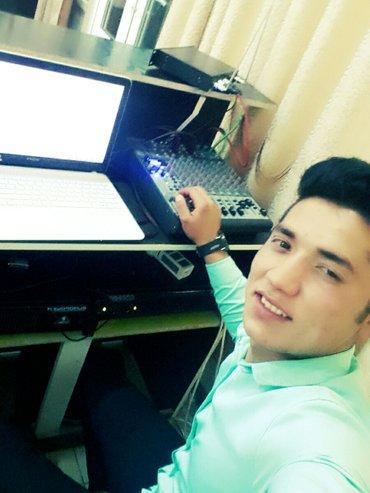 Ищу работу. музыкант диджей гитарист. аператор фатограф ..с опытом в Бишкек