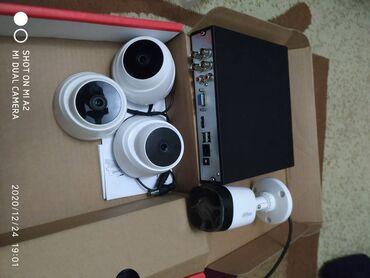 видеонаблюдение камера в Азербайджан: Müşahidə kameraları satılır. Yeni alınıb, az istifadə edilib sadəcə