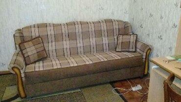 диван др в Кыргызстан: Диван с креслами в отличном состоянии