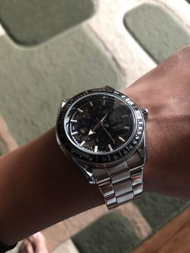 Серебристые Мужские Наручные часы Rolex