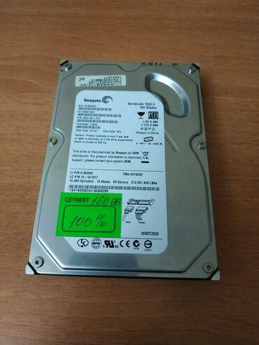 Hard Disk Seagate Barracuda 160GB/7200rpm/Sata. Model