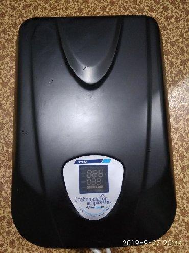 стабилизаторы напряжения volter в Кыргызстан: Стабилизатор напряжения 10 kWa,навесной.Б/у в отличном состоянии