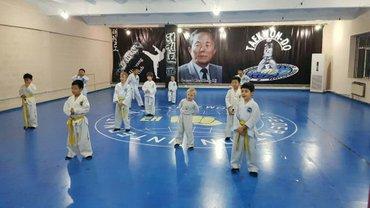 """Спорт клуб  """"hwarang""""приглашает всех в Бишкек"""