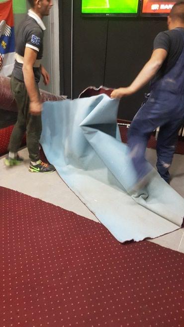Postavka i pranje itisona - Barajevo