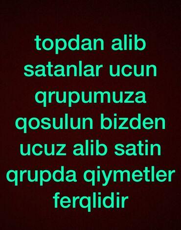 Satış - Azərbaycan: Buyrun qrupumuza qosulun