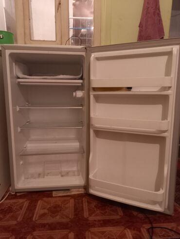 Электроника - Маевка: Б/у Однокамерный | Серебристый холодильник