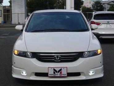 авто в киргизии in Кыргызстан   HONDA: Honda Odyssey 2.4 л. 2004   78000 км