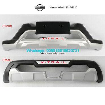 Nissan X-Trail 0 Car bumpersModel SUV-N602ABUMPER GUARD For Nissan