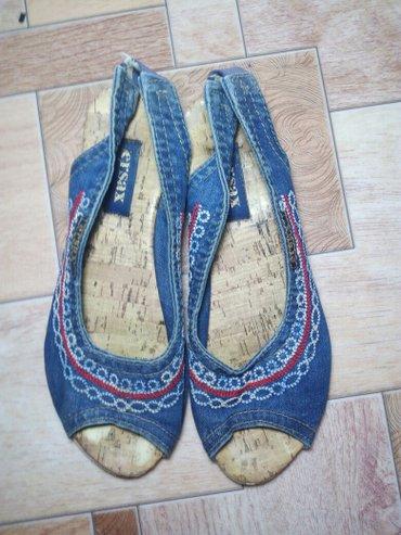 Продаются летние женские босоножки. Размер - 39. в Бишкек
