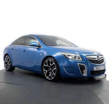 Opel - Azərbaycan: Opel Insignia 2.8 l. 2012 | 117000 km