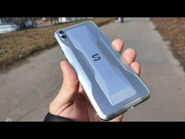 Новый Xiaomi Black Shark 2 128 ГБ Серый