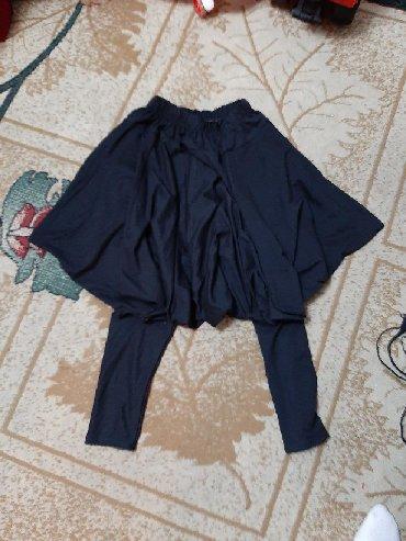 юбка и брюки в Кыргызстан: Юбка-штаны. Размер универсал. Цена 1000 сом