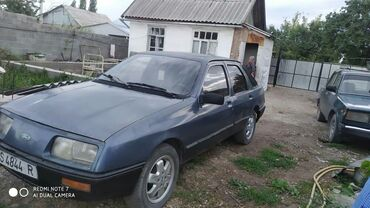 двигатель форд транзит 2 4 дизель в Ак-Джол: Ford Sierra 2 л. 1986
