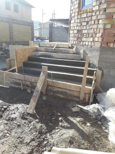 Строим дом до ключа в Бишкек