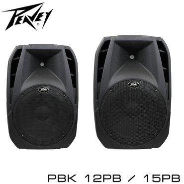 музыкальные центры в Кыргызстан: Колонки Peavey pbk 12pb и pbk 15pbактивная акустическая система с