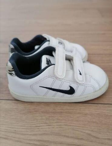 Kupace gace - Srbija: Nike patike original, broj 23.5, dužina unutrašnjeg gazišta 13 cm