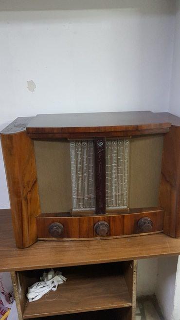 Магазин BS Electronicsпродает радиоприемник Мир=152 год выпуска 1953 в Бишкек