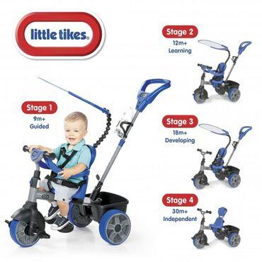 Za decu   Sabac: LITTLE TIKES deciji tricikl 4u 1 Fix cena