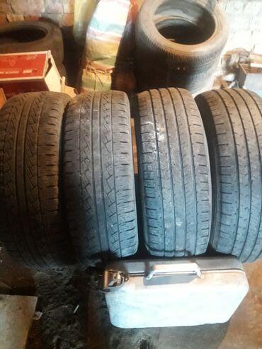 Продаю или меняю 235.70.16 лето в хорошем состоянии на зимние шины