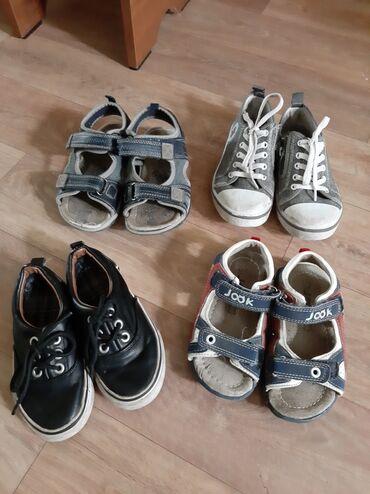 детское велокресло в Кыргызстан: Детская обувь в хорошем состоянии, кое где приклеить и можно бегать