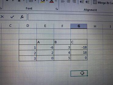 643 elan | XIDMƏTLƏR: Kompüter kursları | Microsoft Office | Fərdi