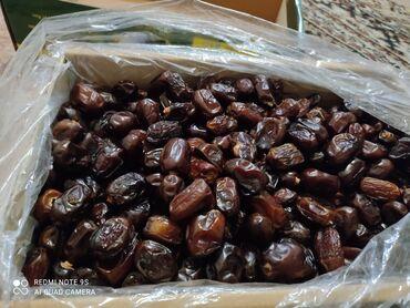 Продукты питания - Кыргызстан: Финики сорт шоколад, Мясистые,сладкие кг 170в коробке 5 кг
