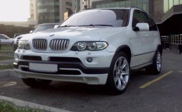 купить авто бу внедорожник в Кыргызстан: BMW X5 5.4 л. 2003   11000 км