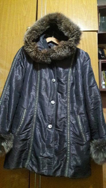 Продаю куртку -пихору внутри в Бишкек