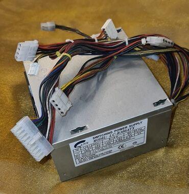 Блок питания ANS LC-B300 ATX, б/у