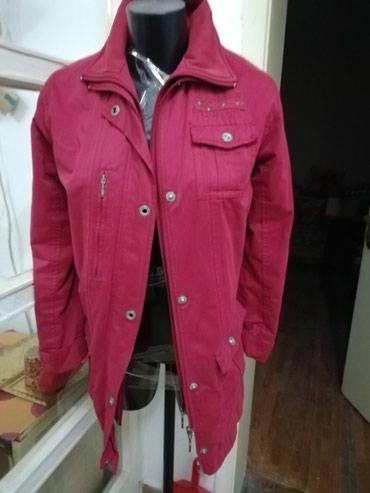 Fenomenalna jakna za proleće ,jesen i kad malo zahladni.Nova - Krusevac