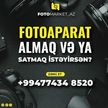 "фотоаппарат зоркий в Азербайджан: Fotoaparat"" canonlar""Butun canon modellernin alisi ve satisi var"