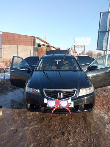 Honda Accord 2 л. 2003 | 165000 км