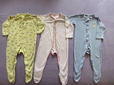 *Mothercare* set od tri zekice za spavanje za devojcice 12-18