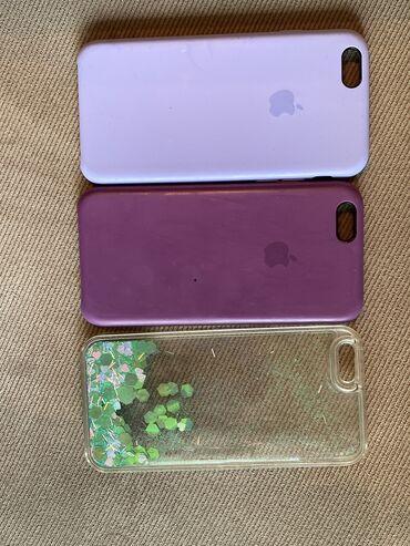 Чехлы на IPhone 6/6s очень качественные по 150 сом