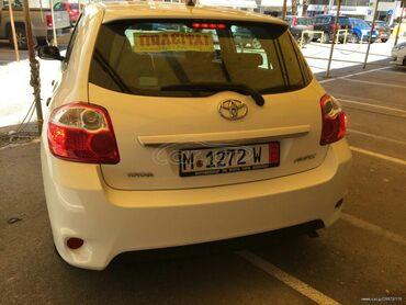 Toyota Auris 1.4 l. 2011 | 135824 km