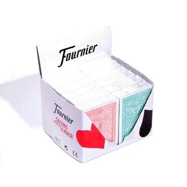 Игральные карты Forunier хорошего качество 100% Plastic Изготовлена в