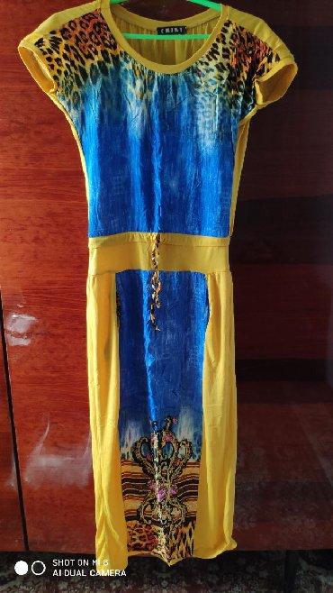 коктейльные платья в пол в Кыргызстан: Платье в пол. В отличном состоянии. Продаю много вещей, со своей