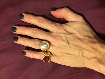 Επίχρυσα δαχτυλίδια 18€ κ τα δύο  σε Υπόλοιπο Αττικής - εικόνες 3