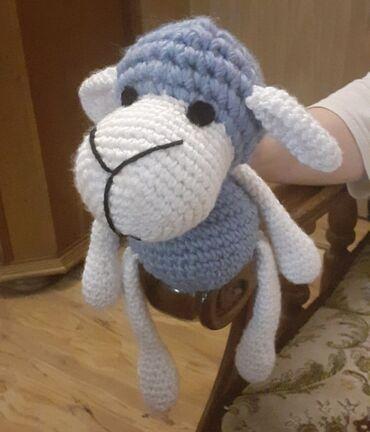 Pletene lutke od svih vrsta vunice