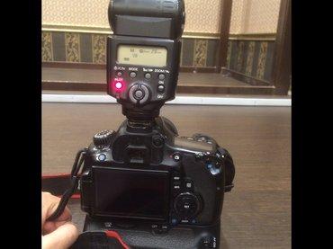 фотоаппарат-60d в Кыргызстан: Canon 60d, без царапин и дефектов в отличном состоянии! obektiv 18/135