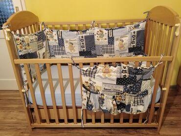 Krevetac bambino-SUZI sa fiokomIzuzetno kvalitetan krevetac u vrlo