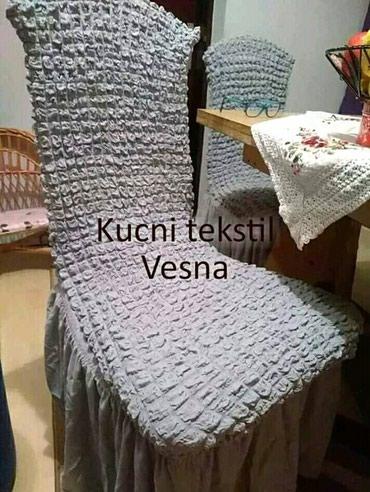 Navlake za stolice - Kragujevac