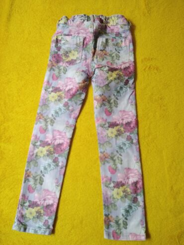 Pantalone vekivina - Srbija: Palomino C&A pantalone za devojčiceVeličina 116 cmSlim model