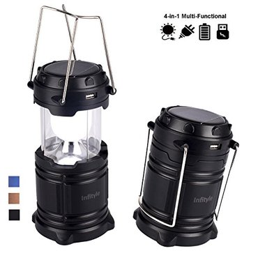 Rasveta | Bela Palanka: Kamp lampa - mocna, sa 6 led dioda novokvalitetna led lampa za